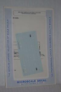 Microscale-Decals-MC-4025-Santa-Fe-50-039-Steel-Coil-Car-HO