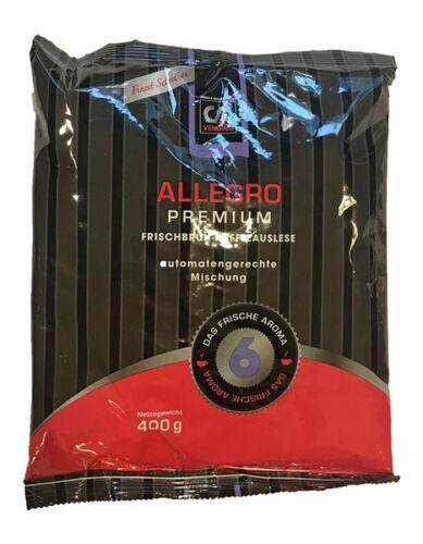Gemahlen, 1 x 400 g CA Allegro Premium