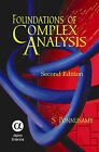 Foundations of Complex Analysis by S. Ponnusamy (Hardback, 2005)