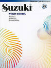 Suzuki Violin School, Volume 3: Violin Part by Alfred Publishing Co., Inc. (Mixed media product, 2008)