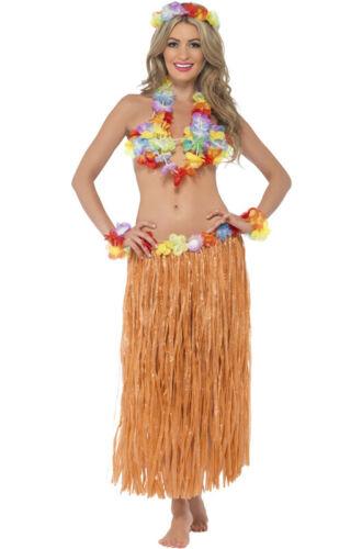 Brand New Hawaii Luau Hula Honey Costume Kit