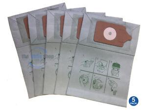 20 x Sacs Chiffon Microfibre Sac Pour Aspirateur Numatic Hetty Aspirateur HET200 HET200a