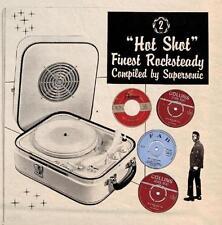 HOT SHOT ROCKSTEADY MIX CD