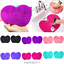 Silicone-Makeup-Brush-Cleaner-Washing-Scrubber-Board-Cosmetic-Cleaning-Mat-Pad thumbnail 3