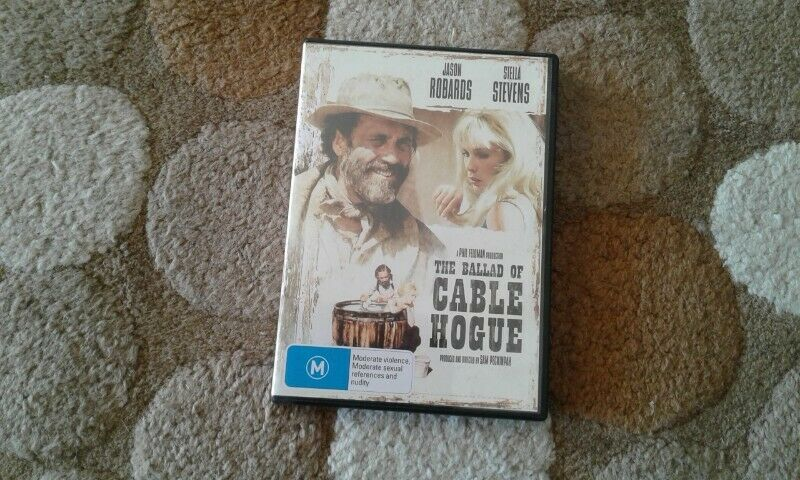The ballad of Cable Hogue DVD for sale