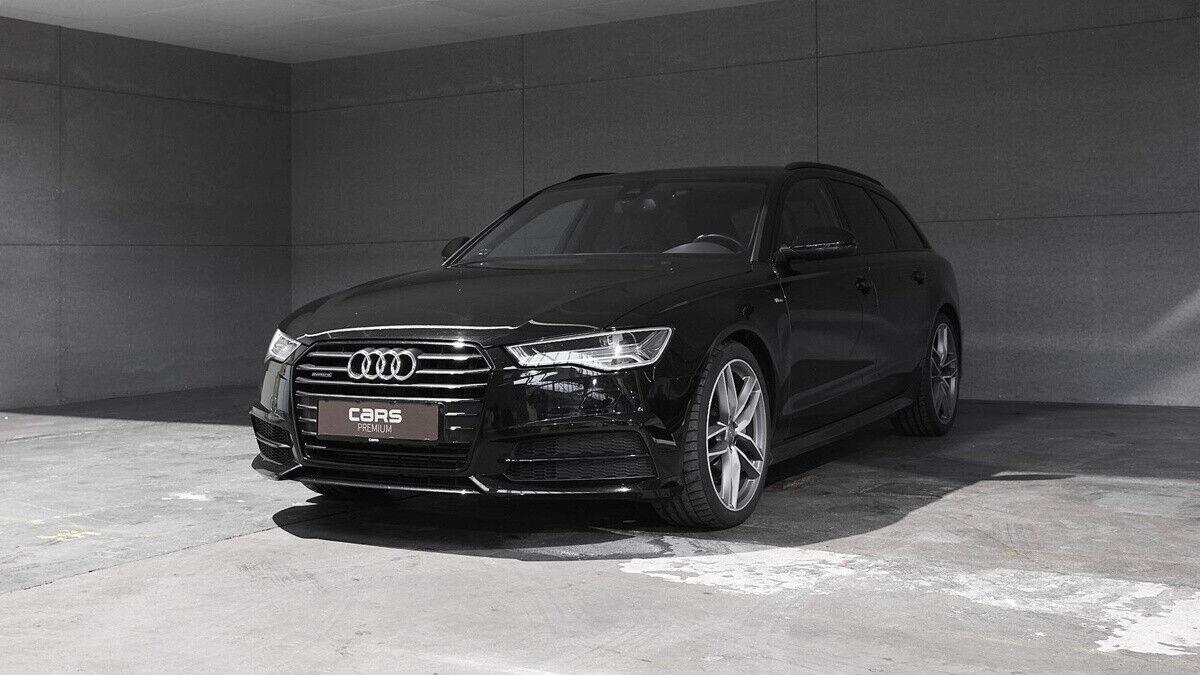 Audi A6 3,0 TDi 272 S-line Avant quattro S-tr. 5d - 3.150 kr.