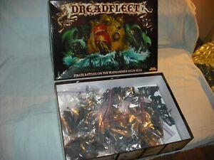 UN-PUNCHED-DreadFleet-Warhammer-Pirate-Battles-Starter-Set-GW-Games-Workshop