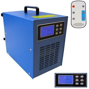 Commercial Ozone Generator 7000mg/h 230V Ceramic & UV Industrial Air Purifier MD