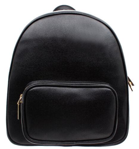 New Venezia Nera Noir Bagghy Femmes Black Saffiano Sacs Backpack Pelle B40 Dos L awdpCnxw7q
