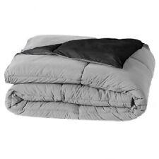 Home Design Down Alternative Color Full / Queen Comforter Grey B1371 ...