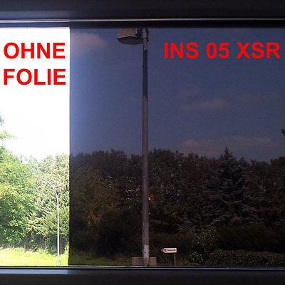 Sonnenschutzfolie Bronze 165 SR innen mittel 1,52m x 1m