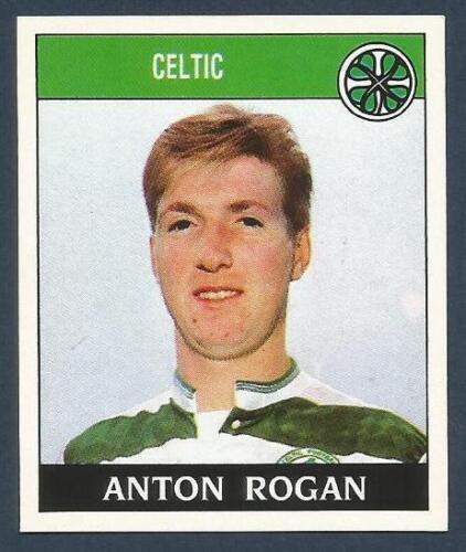 PANINI FOOTBALL 89-#343-CELTIC /& NORTHERN IRELAND-DISTILLERY-ANTON ROGAN