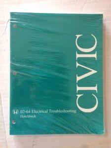 Image Is Loading New 02 04 Honda Civic Hatchback Electrical Troubleshooting