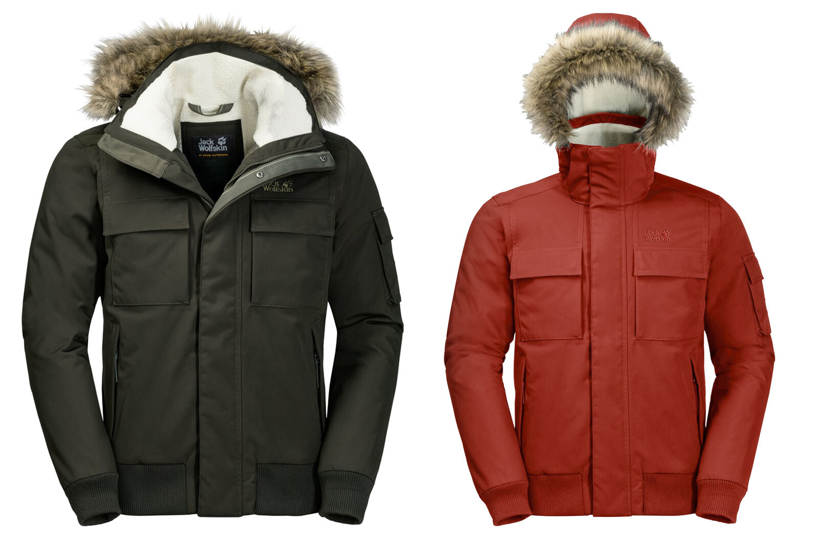 Jack Wolfskin Pavia POINT Giacca all'aperto Giacca Invernale