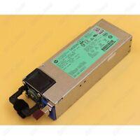 Hp 1400w Flex Slot Power Supply 720620-b21 754383-001 Dl388 G9 Us-seller