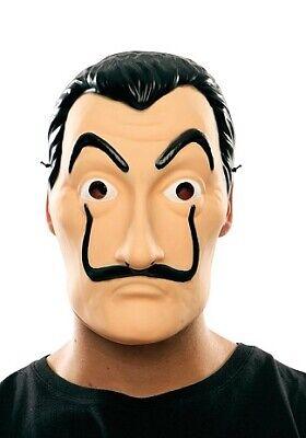 Bankräuber Maske