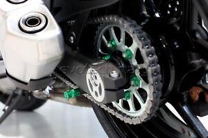 Details about Kawasaki Z650 Z800 Z900 RS Z1000 SX ZX6R Ninja 636 KRT 650  Paddock Stand Bobbins