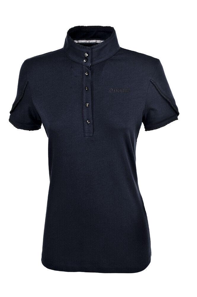 Pikeur udele Polo Shirt premium Dark Navy señora T-shirts FS 2019