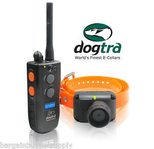 Dogtra-Remote-Dog-Trainer-and-Beeper-Waterproof-1-Mile-2500TB-2500T-amp-B