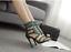 Women-Fashion-Stiletto-Suede-Rhinestone-Ankle-Strap-High-Heels-Sandals-Boots thumbnail 9