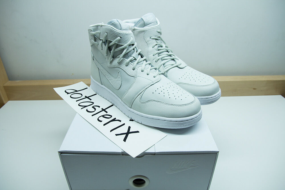 Air Jordan I Rebel XX Off White Beige Women's Comfortable