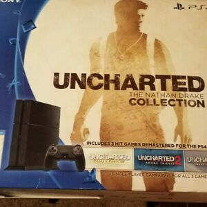 Details About Sony Playstation 4 Slim Uncharted The Nathan Drake Collection Bundle 500gb
