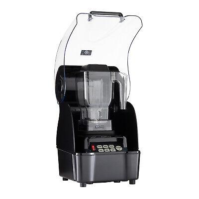 JTC OmniBlend Commercial Kitchen Blender+Sound Enclosure Smoothie Juice Ice Soup 8438561086386 | eBay