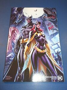 Detective Comics #1027 Batman J Scott Campbell Variant NM- Beauty