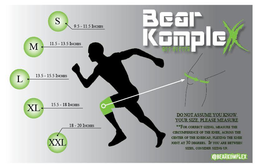 Bear KompleX Knee Support | 5mm | | 5mm Stars and Stripes | Pair | CrossFit b377ae