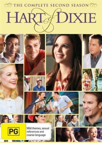 1 of 1 - Hart Of Dixie : Season 2 (DVD, 2014, 5-Disc Set)