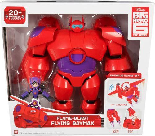 Flame Blast Flying Baymax Big Hero 6 The Series