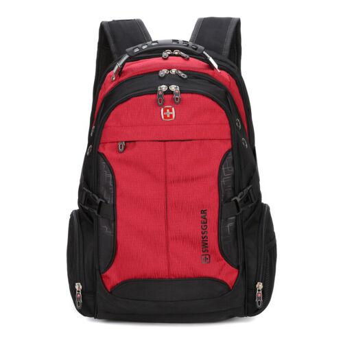 Laptop Bags Swissgear Business USB Backpack Schoolbag Mochila Masculina