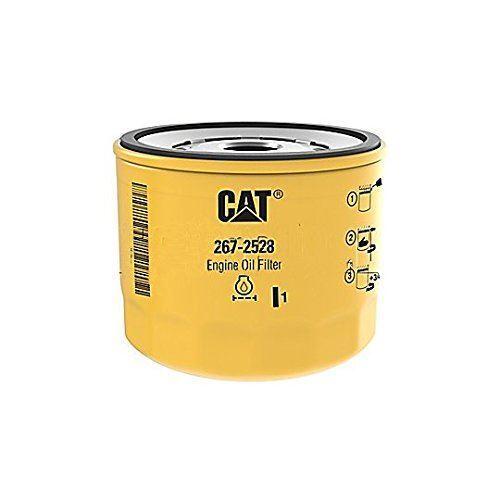 2 Pack Caterpillar 2672528 267-2528 Engine Oil Filter High Efficiency Multipack