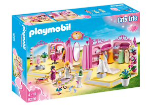 Playmobil N° 9226  Brautmodengeschäft mit Salon  Figuren & Kleid zur Hochzeit