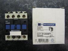 TELEMECANIQUE LC1D12008F7 CONTACTOR 110V 50/60Hz
