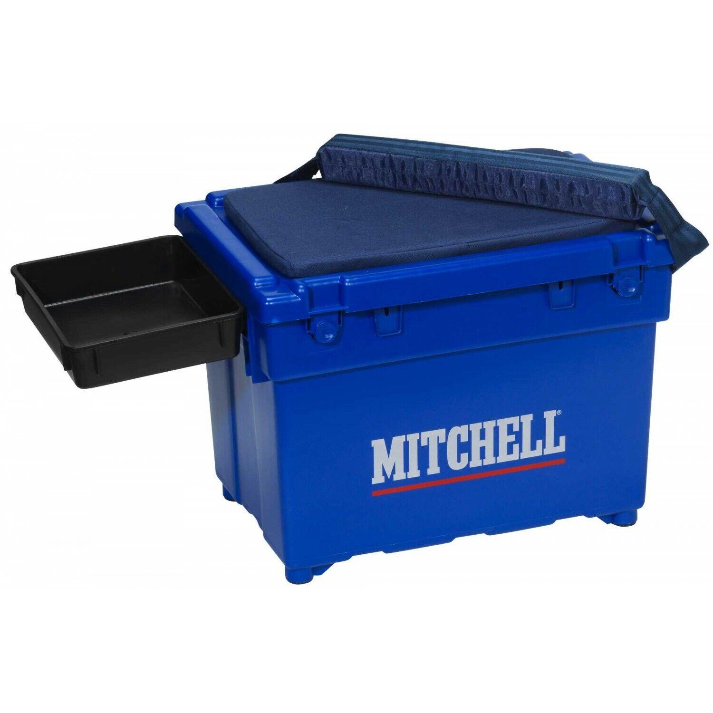 1381965 Panchetto Cassone Mitchell Saltwater Sitz Box Pesca Surfcasting  CASG