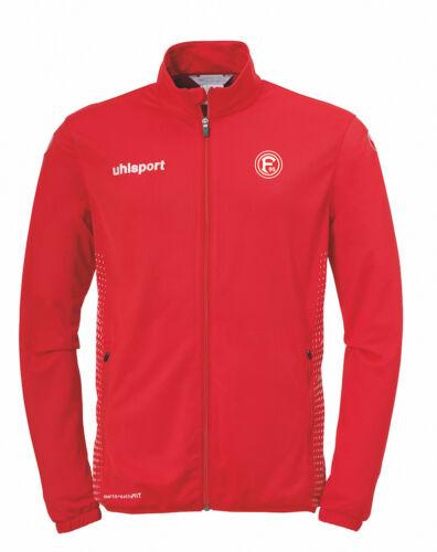 uhlsport Fortuna Düsseldorf F95 Score Classic Jacke rot/weiß [100517504]