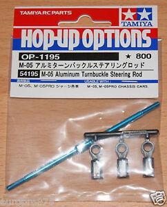 Tamiya-54195-M-05-Aluminum-Turnbuckle-Steering-Rod-M05-M05Ra-M-05Ra-M06-M-06
