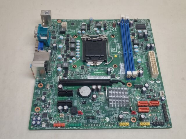 03T6014 IBM Corporation ThinkCentre M71E LGA 1155//Socket H2 DDR3 Desktop Motherb