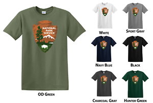 a8007702345 DOI Dept of Interior NPS National Park Service Big Logo Short Slv ...