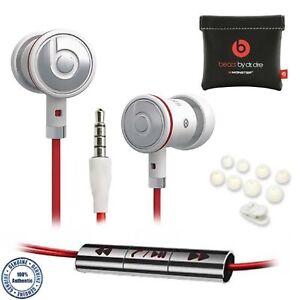 Genuine-Beats-by-Dr-Dre-UrBeats-In-Ear-Headphones-Earphone-White-Red-Headset