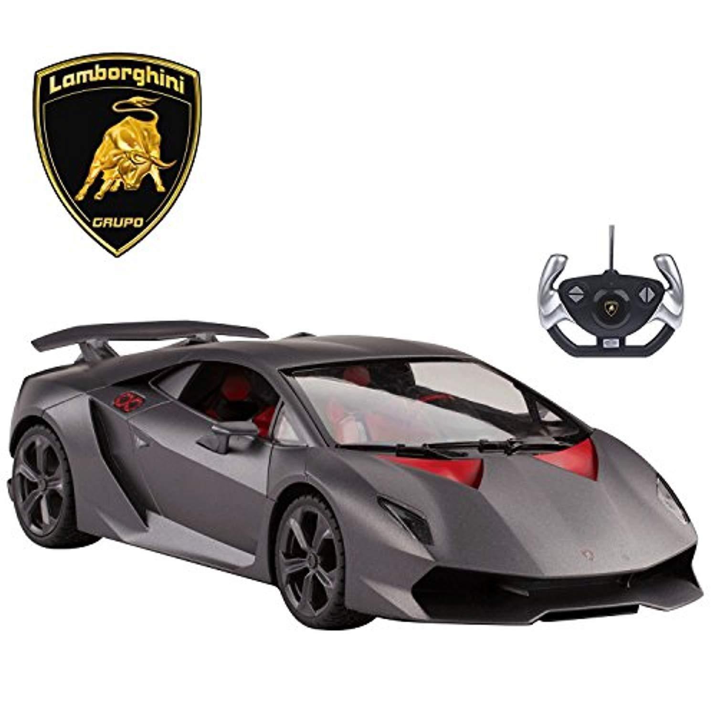 1/14 Escala Lamborghini Sesto Elemento De Radio Control Remoto Modelo de Coche R/C listo para correr por