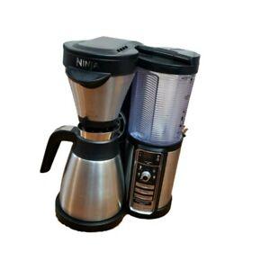 Ninja Coffee Bar Auto Iq Brewer Stainless Steel Carafe W New Filter Cfo80 Ebay