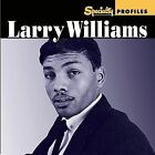 Speciality Profiles by Larry Williams (Piano/Singer) (CD, Aug-2006, Fantasy)