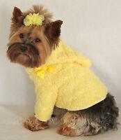 Xxs Lemon Super Soft Hoodie Dog Clothes Shirt Teacup Pet Apparel Pc Dog®