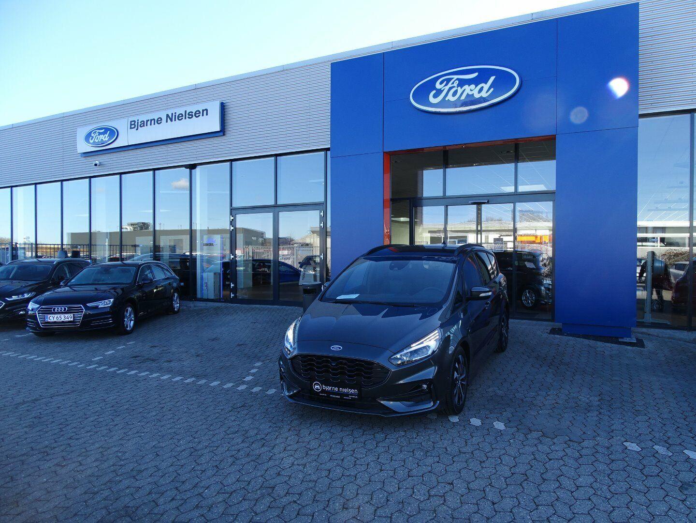 Ford S-MAX 2,0 EcoBlue ST-Line aut. 7prs 5d - 499.900 kr.