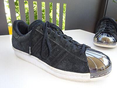 Details zu ADIDAS SUPERSTAR S75056 80s METAL TOE Schuhe Sneaker Wildleder Gr.38(5) TOP
