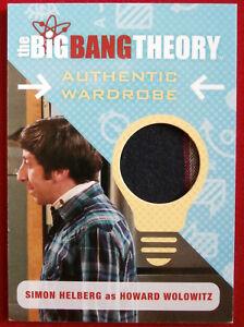 Big Bang Theory Seasons 6 /& 7 Portraits Chase Card CP7 Bernadette Wolowitz