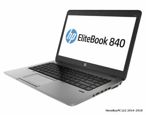 HP-EliteBook-840-G2-14-034-LCD-Notebook-Intel-Core-i5-8GB-RAM-180GB-SSD-Win10Pro