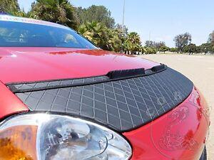 Logo Fits Honda CRX Del Sol 92 93 94 95 96 97 98 Cobra Auto Accessories Car Bonnet Mask Hood Bra